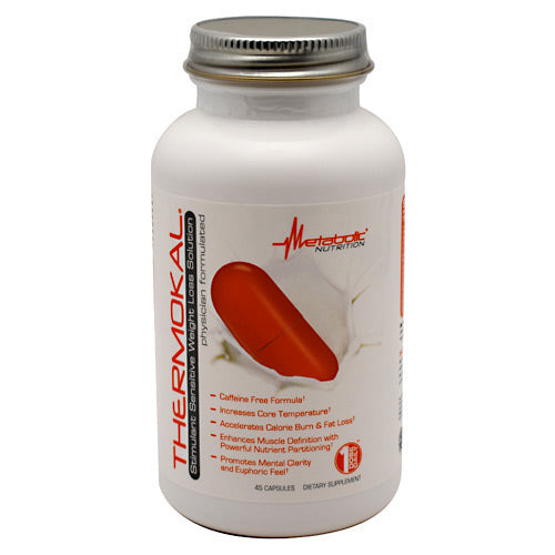 Metabolic Nutrition Thermokal - 45 Capsules - 764779404512