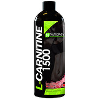 Nutrakey L-Carnitine 1500 - Delicious Watermelon - 31 Servings - 820103980074