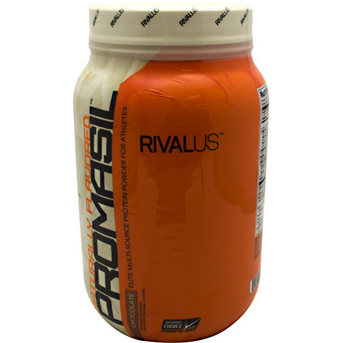 Rivalus Rivalus Promasil - Natural Chocolate - 2 lbs - 807156002205
