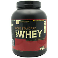 Optimum Nutrition Gold Standard 100% Whey - White Chocolate - 5 lb - 748927026290