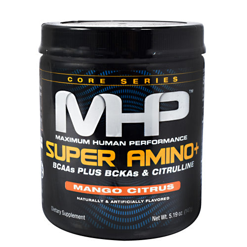 MHP Core Series Super Amino + - Mango Citrus - 30 ea - 666222097787