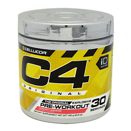 Cellucor iD Series C4 - Cherry Limeade - 30 Servings - 810390028382