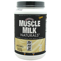 Cytosport Natural Muscle Milk - Vanilla Creme - 2.48 lb - 660726504505