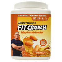 Fit Crunch Bars Fit Crunch Whey Protein - Peanut Butter - 21 Servings - 817719020300