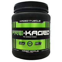 Kaged Muscle Pre-Kaged - Krisp Apple - 20 Servings - 852253007004