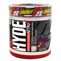 Pro Supps Mr. Hyde Nitro X - Blue Razz Popsicle - 30 Servings - 818253021723