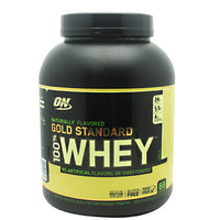 Optimum Nutrition Gold Standard Natural 100% Whey - Vanilla - 4.8 lb - 748927052671