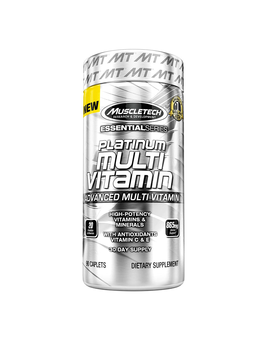 Muscletech Essential Series Platinum Multi Vitamin