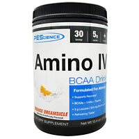 PEScience Amino IV - Orange Dreamsicle - 30 Servings - 040232661044