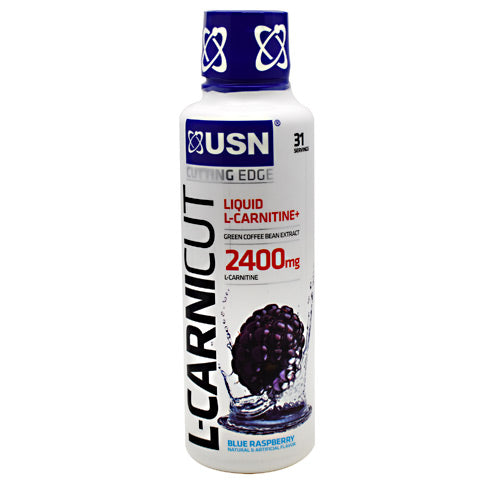 Usn Cutting Edge Series L-Carnicut - Blue Raspberry - 31 Servings - 6009706097714