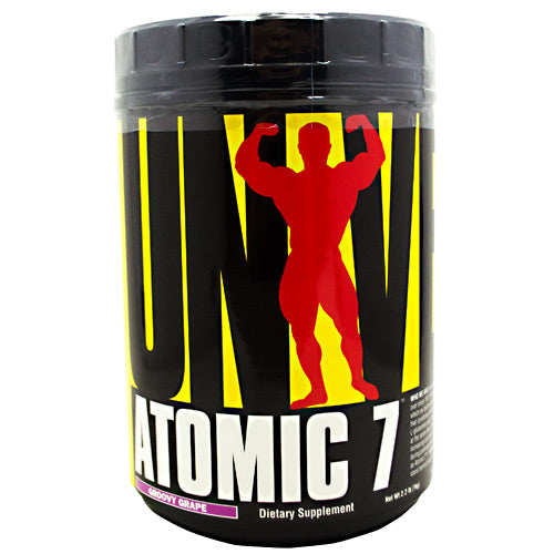 Universal Nutrition Atomic 7 - Groovy Grape - 2.2 lb - 039442052452