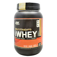 Optimum Nutrition Gold Standard 100% Whey - Chocolate Peanut Butter - 2 lb - 748927029192