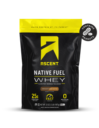 Ascent - Native Fuel - Whey