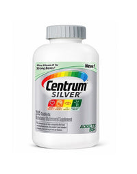 CENTRUM MULTIVITAMIN / MULTIMINERAL SUPPLEMENT [SILVER]
