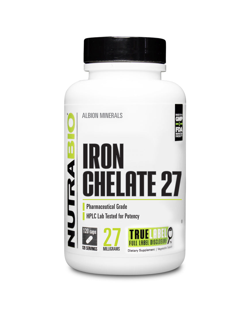 Nutrabio Iron Chelate