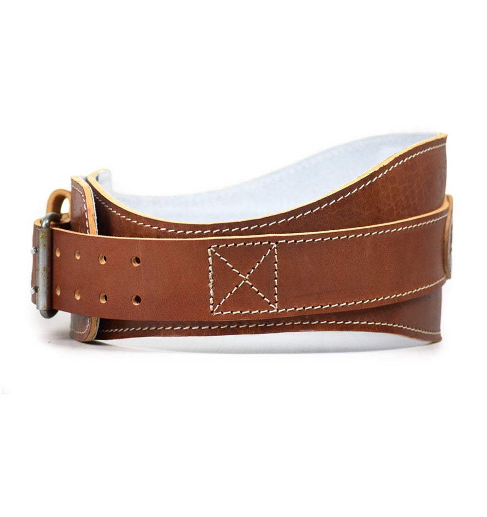 Schiek Leather Contour Lifting Belt