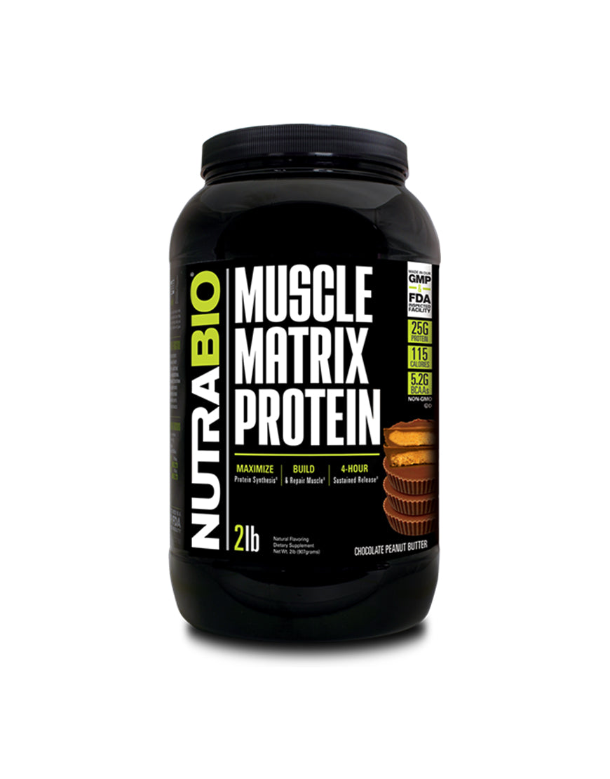 Nutrabio Muscle Matrix