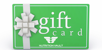 Nutrition Vault Gift Card