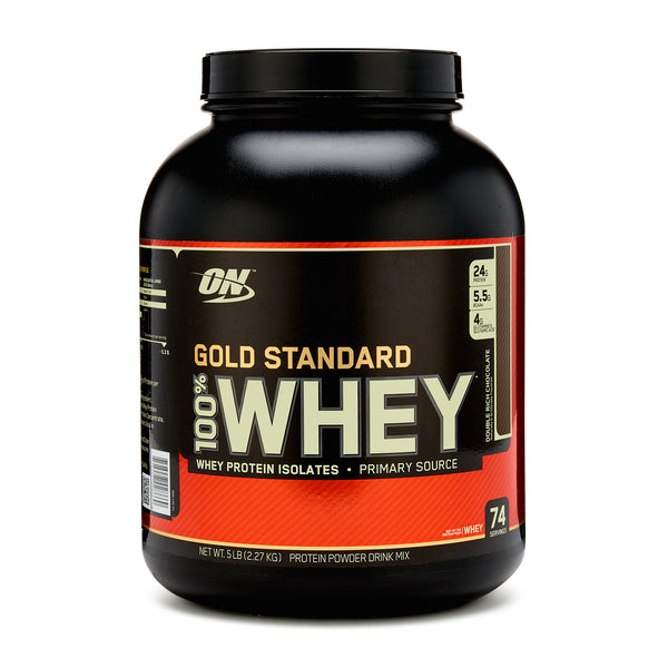 Optimum Nutrition Gold Standard 100% Whey 5 LB