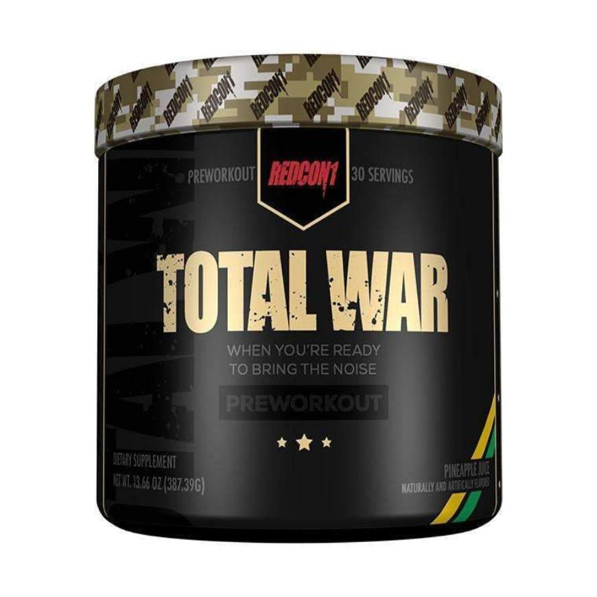 Redcon1 - Total War - Pre-Workout Supplements Pineapple Juice