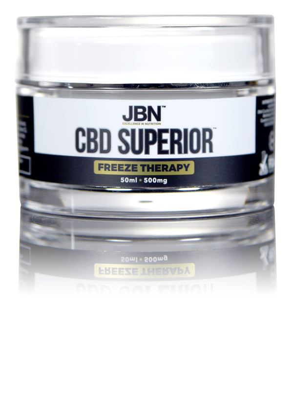 JBN CBD Superior Freeze Therapy Cream