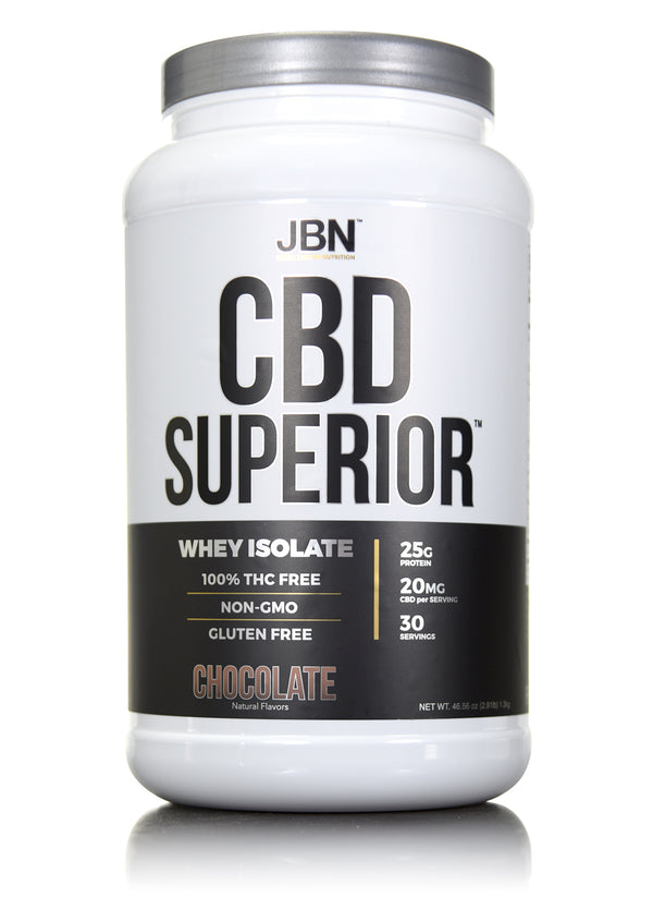 JBN CBD Superior Whey Isolate