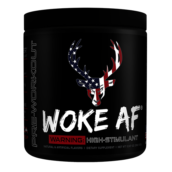 Bucked Up WOKE-AF Pre-Workout