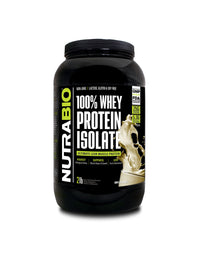 Unflavored - 100% Whey Protein Isolate