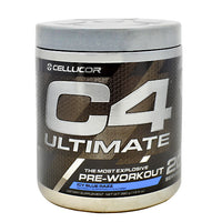 Cellucor iD Series C4 Ultimate - Icy Blue Razz - 20 Servings - 810390029808