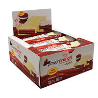 Power Crunch Power Crunch - Red Velvet - 12 Bars - 644225722288