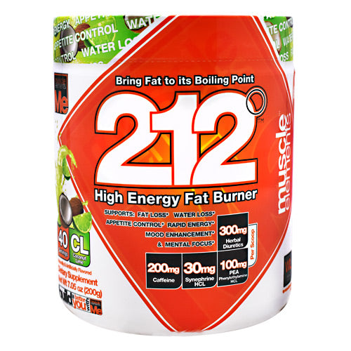 Muscle Elements 212 - Coconut Lime - 40 Servings - 811123022806