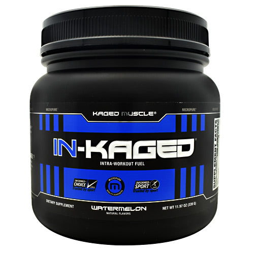 Kaged Muscle In-Kaged - Watermelon - 20 Servings - 852253007035
