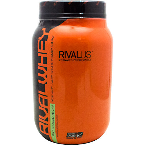 Rivalus Rival Whey - Mint Chocolate Chip - 2 lbs - 807156002571