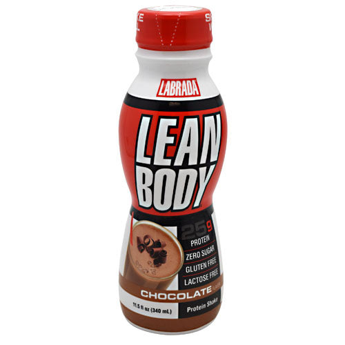 Labrada Nutrition Lean Body RTD - Chocolate - 12 ea - 710779005112