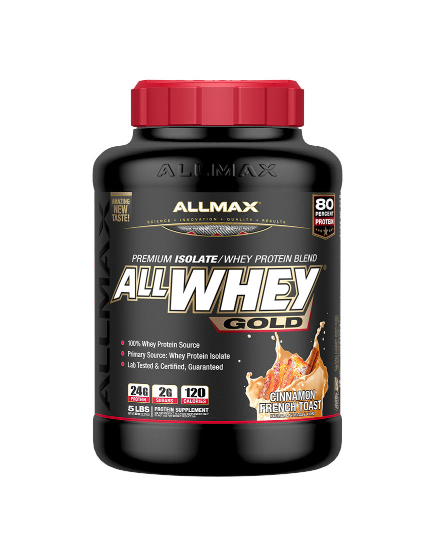 Premium Isolate, Whey Protein Blend, Amazing Taste, Cinnamon French Toast Flavor