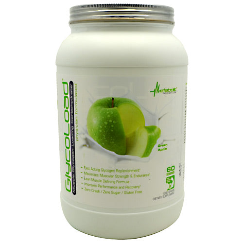 Metabolic Nutrition GlycoLoad - Green Apple - 1200 g - 764779120030