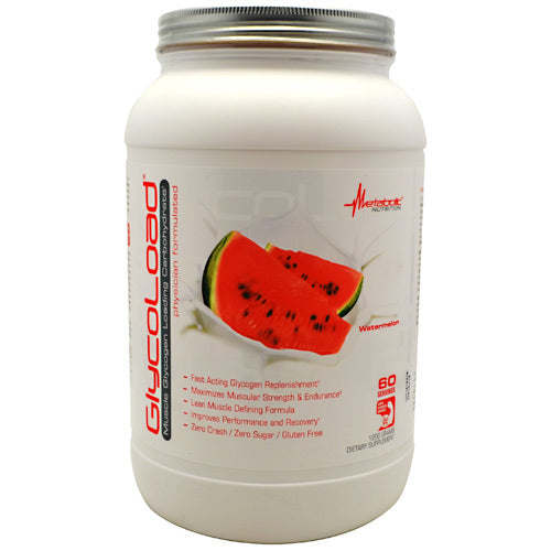 Metabolic Nutrition GlycoLoad - Watermelon - 1200 g - 764779120054