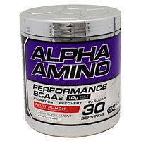 Cellucor Chrome Series Alpha Amino - Fruit Punch - 30 Servings - 810390028320