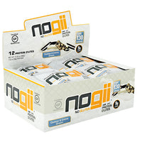 NoGii Protein DLites - Cookies and Cream Dream - 12 Bars - 810756020432