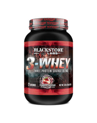 Deliciously Devious Whey Protein Blend - Strawberry Cheescake