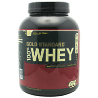 Optimum Nutrition Gold Standard 100% Whey - Vanilla Ice Cream - 5 lb - 748927028706