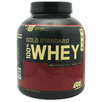 Optimum Nutrition Gold Standard 100% Whey - Rocky Road - 5 lb - 748927027891