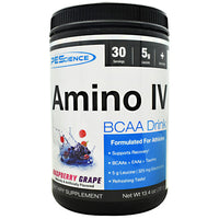 PEScience Amino IV - Raspberry Grape - 30 Servings - 040232661013