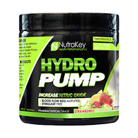Nutrakey Hydro Pump - Strawberry Lemonade - 150 g - 851090006195