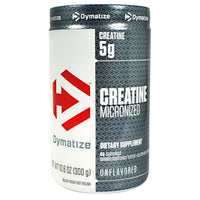 Dymatize Creatine Micronized - Unflavored - 300 g - 705016213009