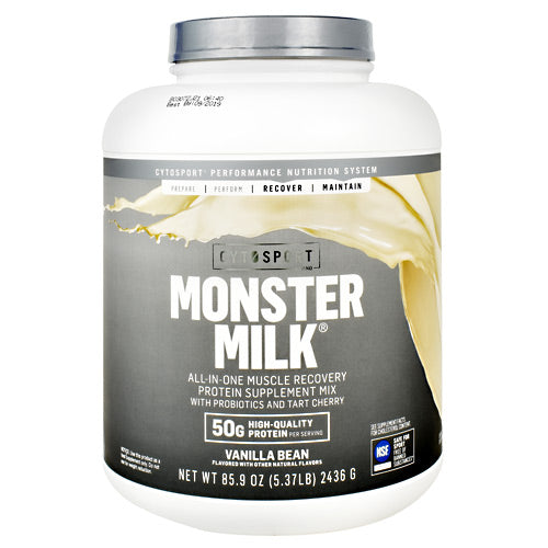 Cytosport Monster Milk - Vanilla Bean - 5.37 lb - 660726789117