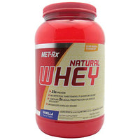 Met-Rx USA Natural Whey - Vanilla - 2 lb - 786560177702