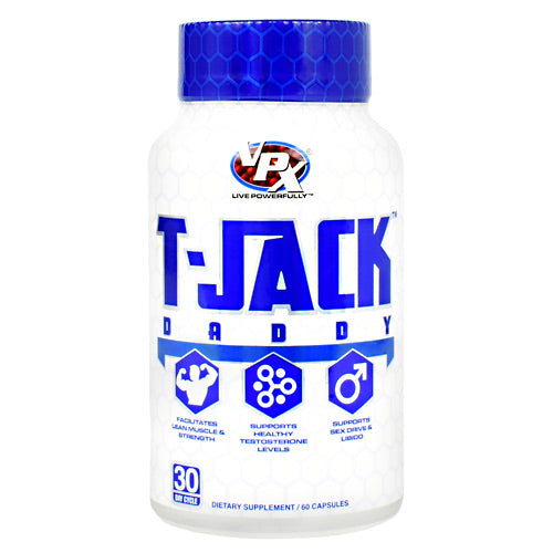 VPX T-Jack Daddy - 60 Capsules - 610764015303