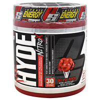 Pro Supps Mr. Hyde Nitro X - Lollipop Punch - 30 Servings - 818253021716