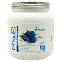 Metabolic Nutrition P.S.P Pre-Workout - Blue Raspberry - 360 g - 764779236014
